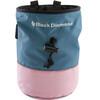 Black Diamond Mojo Repo Chalk Bag Repo Pink